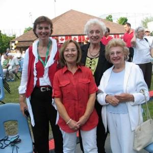 2012-7-1 Cote Saint Luc Canada Day Celebration, with Dida Berku_103207