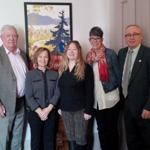 2014-03-04 Meeting with Canadian Organization for Rare Disorders Cropped
