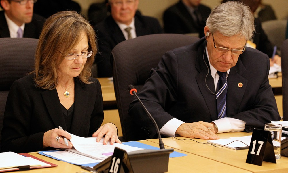 Droit dàuteur: Sénat du Canada
