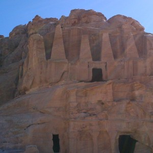 2-Rock-carvings-Petra-Jordan1